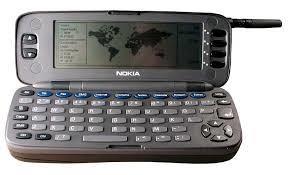 Le Nokia 9000 Communicator